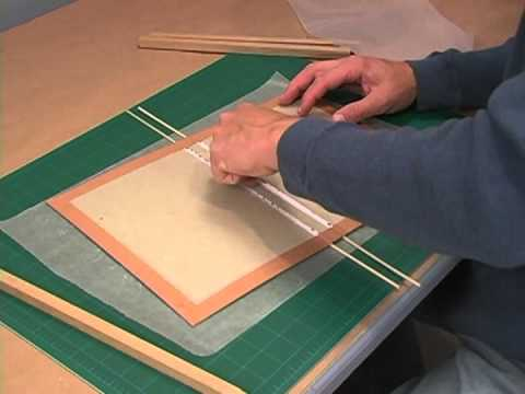 Easy How To Professional Looking Home Book Binding How To-part 3