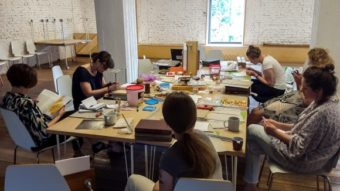 Ideas for the New Season of Bookbinding Classes