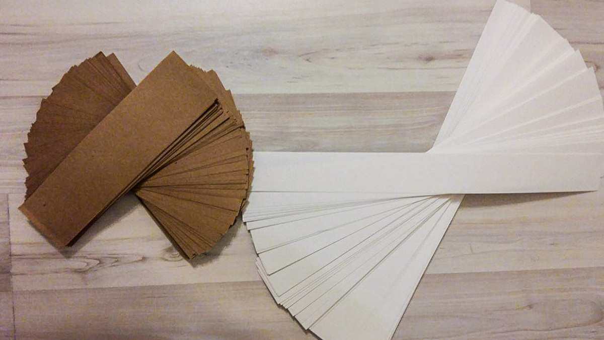 What Do You Do with Paper Offcuts?