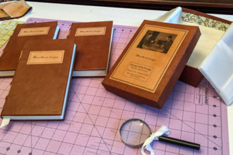 2015.10.20 - A Bookbinding Story - Grandpa Turns 100 - 14