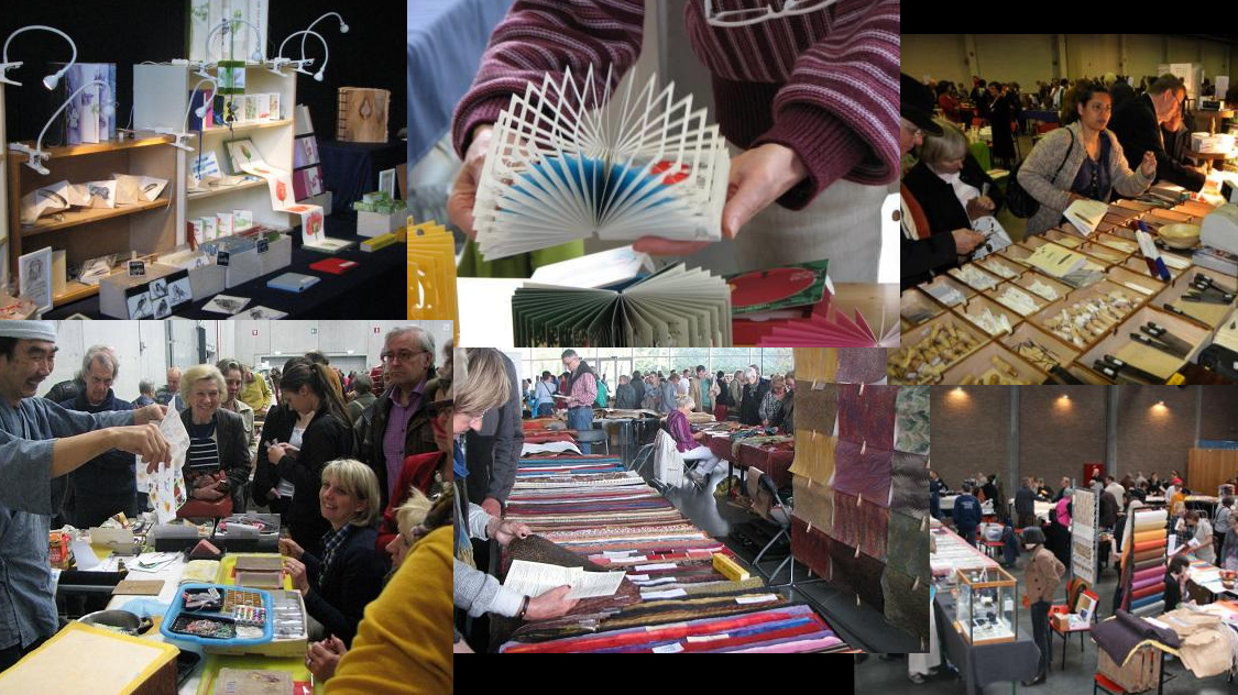 Sint Niklaas Bookbinders' Fair