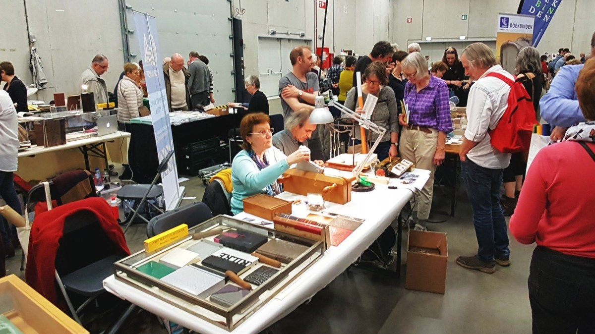 Bookbinders' Fair Cologne