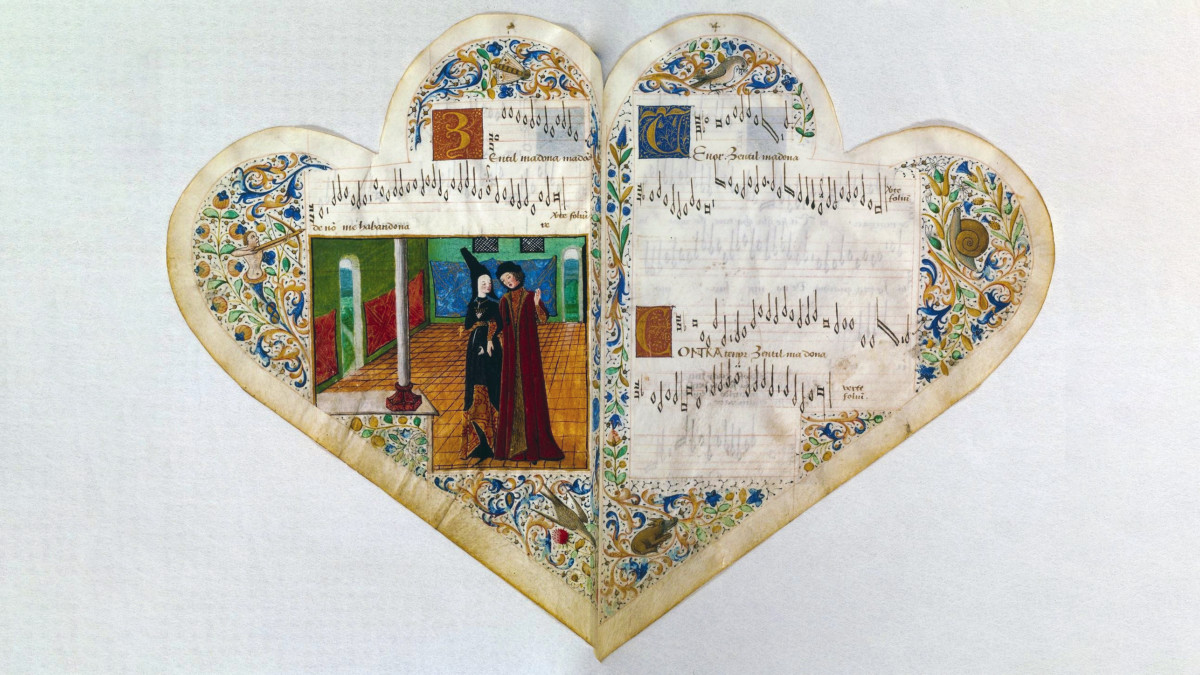 2019.02.14 - Heart-Shaped Books - History and Tutorials