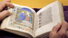 2019.09.09 - A Medieval Scholar Analyzes The Fauquier Book of Hours