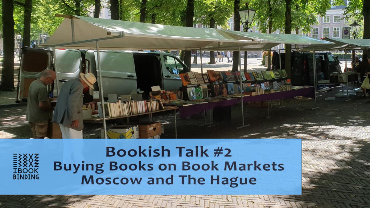 2020.07.08 - Bookish Talk #2.1 - Book Markets of Europe
