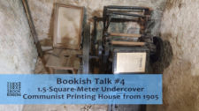 2020.11.04 - Bookish Talk #4 - Undercover Communist Printing House