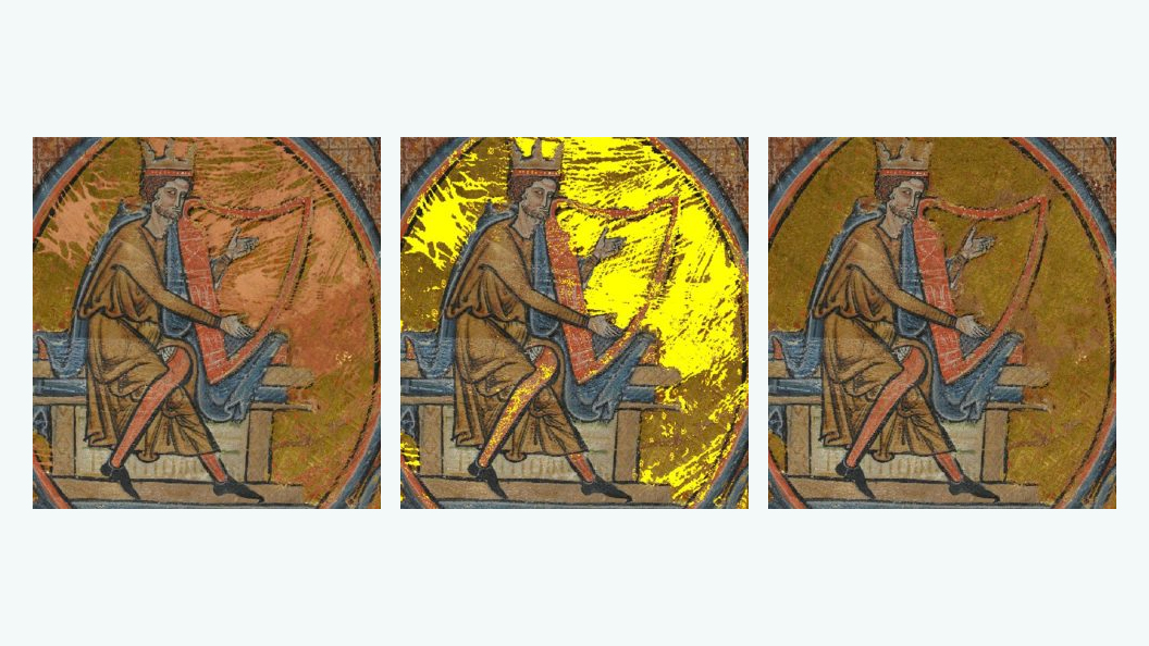 2021.03.15 - Mathematicians and Conservators Work Together to Restore Artwork