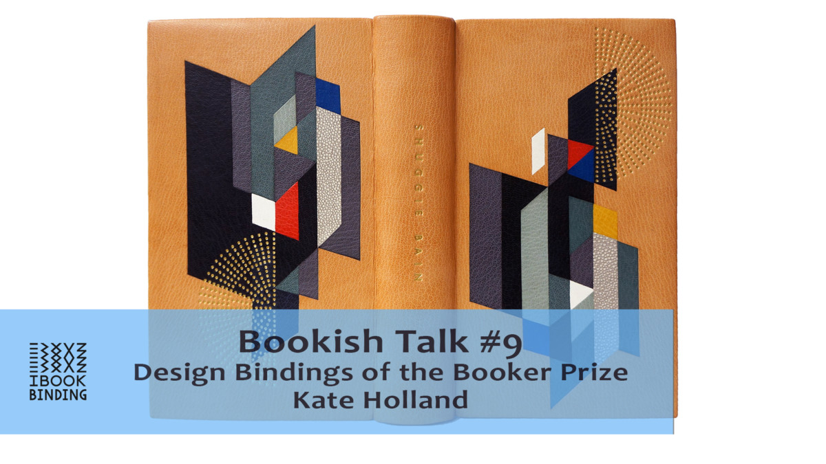 2021.02.26 - Bookish Talk #9 - Kate Holland - Booker
