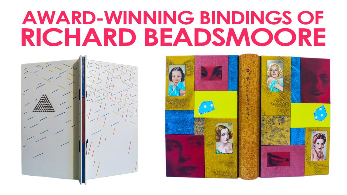2021.05.14 - Bookish Talk #18 - Richard Beadsmoore 2